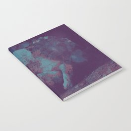 Distressed. Notebook