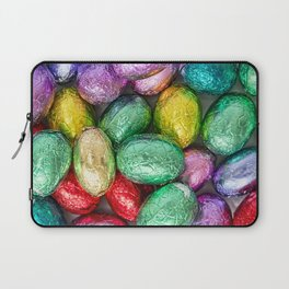 Easter Eggs II Laptop Sleeve