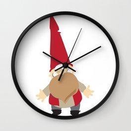 gnomie Wall Clock