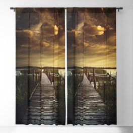 End Of Days Blackout Curtain