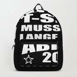 High School graduation 2019 Long learning graduation gift Backpack