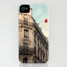 Balloon Rouge iPhone (4, 4s) Slim Case