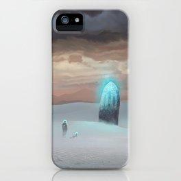 Ancient Obelisk iPhone Case