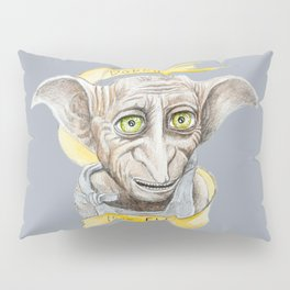 Dobby free Elf Harry Patter Pillow Sham