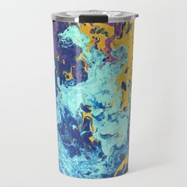 """""""What We're Meant to Be"""" Travel Mug"""