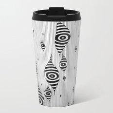 Mystic Yam Eyes Metal Travel Mug