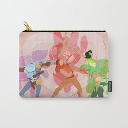 Puff & Rowdy Carry-All Pouch