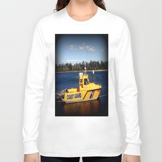 Coast Guard Long Sleeve T-shirt