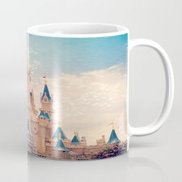 Cinderella's Castle Coffee Mug