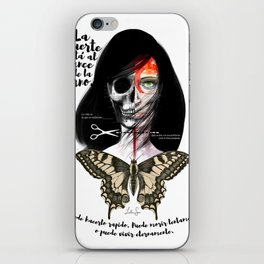 Muerte iPhone Skin