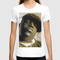 biggie smalls T-shirts featuring The Notorious B.I.G (Biggie Smalls) by darylrbailey