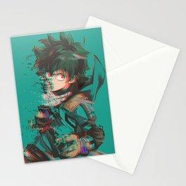 Midoriya Izuku Stationery Cards