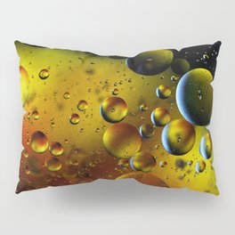 Water and oil Pillow Sham
