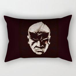 ::::: Old Snake ::::: (Original) Rectangular Pillow