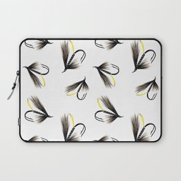 Stoat's Tail Fishing Fly Laptop Sleeve