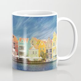 Willemstad, Curaçao Coffee Mug