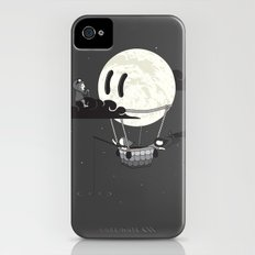 You Should See The Moon In Flight iPhone (4, 4s) Slim Case