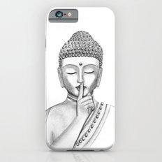 Shh... Do not disturb - Buddha Slim Case iPhone 6s