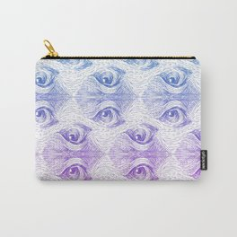 Staring Into Space Carry-All Pouch