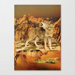 Untitled Landscape #6 Canvas Print