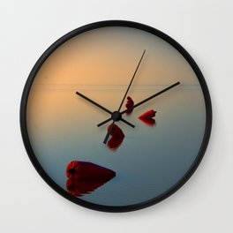 Tranquillity Wall Clock