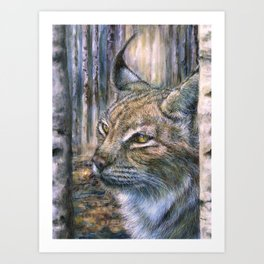 Sylvania Art Print
