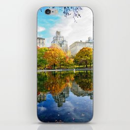 City's Autumn iPhone Skin