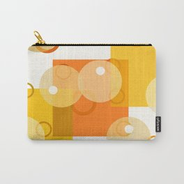 The square was rounded Carry-All Pouch