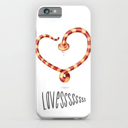 LOVESSSSssss iPhone Case