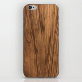 Lyrical Wood iPhone Skin