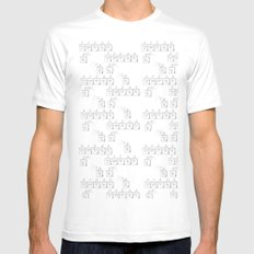 Hipsters Need to Smell White SMALL Mens Fitted Tee