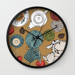 home cosiness Wall Clock