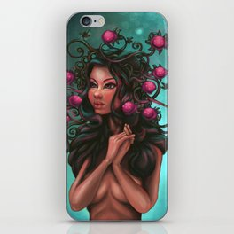 Jeydra´s Medusa iPhone Skin