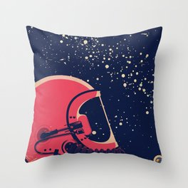 enlist! Throw Pillow