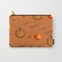 Fall Spice Carry-All Pouch