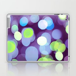 Purple Light Laptop & iPad Skin