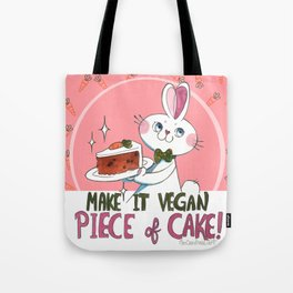 Piece of cake Tote Bag