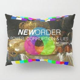 Power, Corruption & Lies Pillow Sham