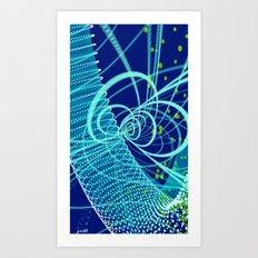 Meditation Transformation #342 Art Print