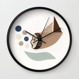 Voilier Wall Clock