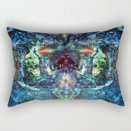 Mystery & Divinity Rectangular Pillow