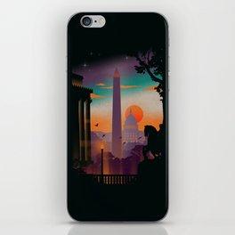 Washington DC iPhone Skin