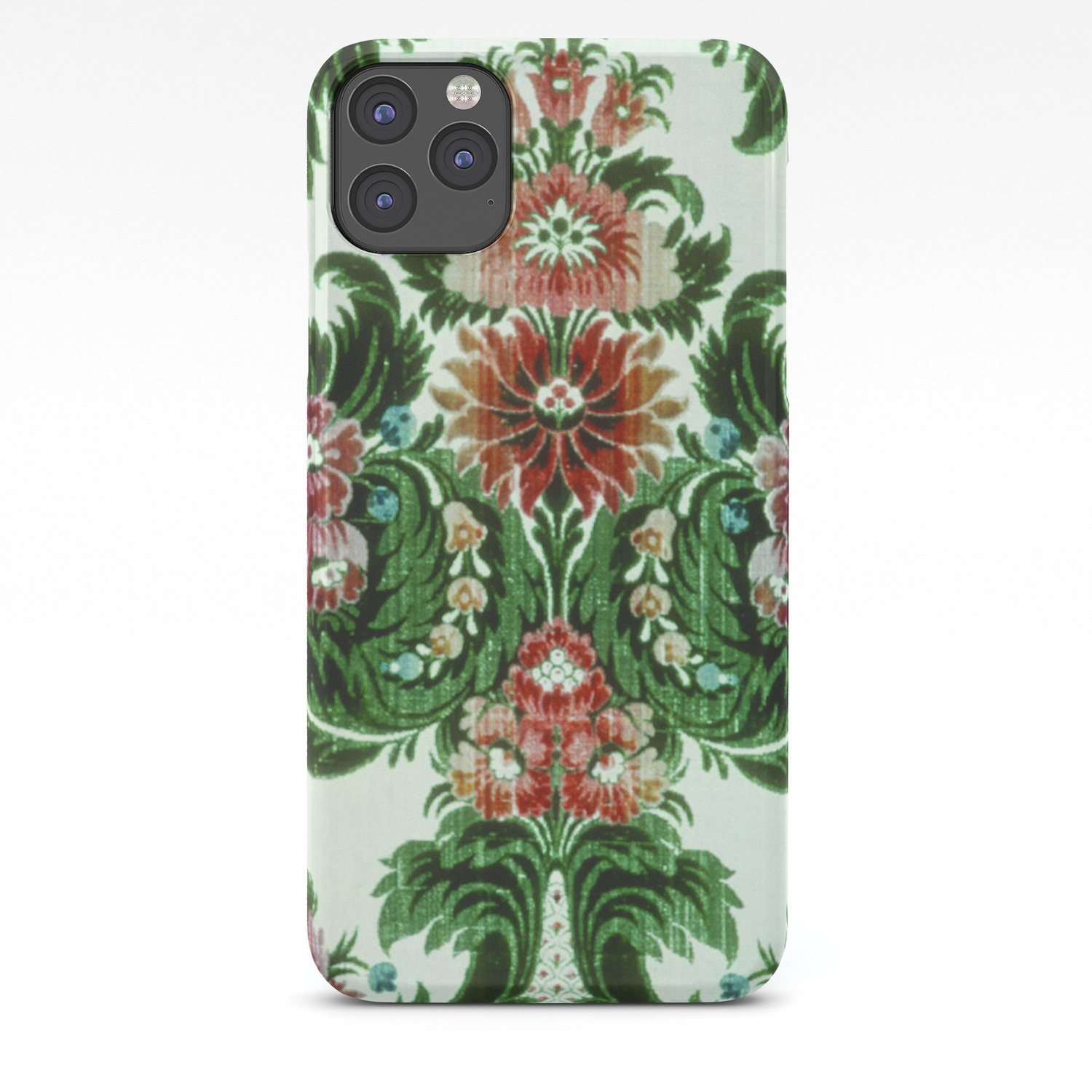 Bouquet Floral Wallpaper Iphone Case By Jamesmichals Society6