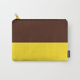 Choc Banana Carry-All Pouch
