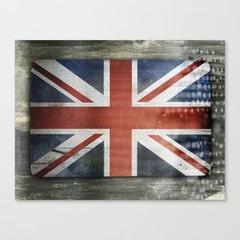 Great Britain, Union Jack Canvas Print