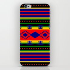 Aztec Summer iPhone & iPod Skin