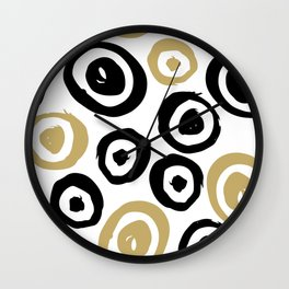Geometric Pattern 7 Wall Clock