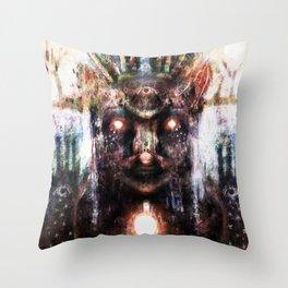 Dryhtnas Wirpa - Gods of Change Throw Pillow