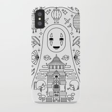 Spirited Away iPhone X Slim Case
