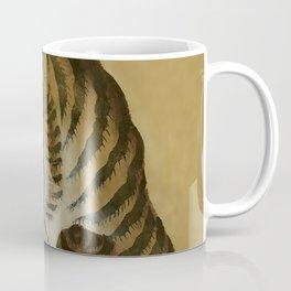 Crouching Tiger Minhwa with Magpie Coffee Mug